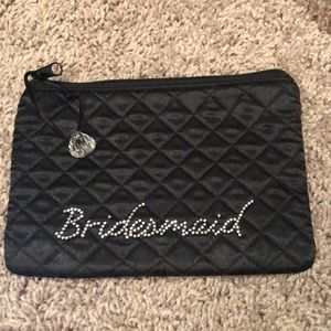 Handbags - Bridesmaid Quilted Pouch